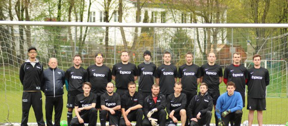 Portrait der Hobbymannschaft HFC Gersthofen - Augsburger Hobbyrunde - Hobbyfußball in Augsburg