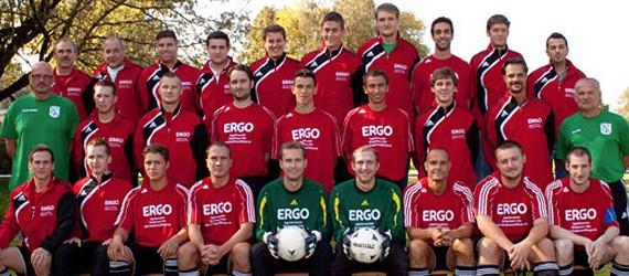 Portrait der Hobbymannschaft 1. FC Moselfeuer - Augsburger Hobbyrunde - Hobbyfußball in Augsburg