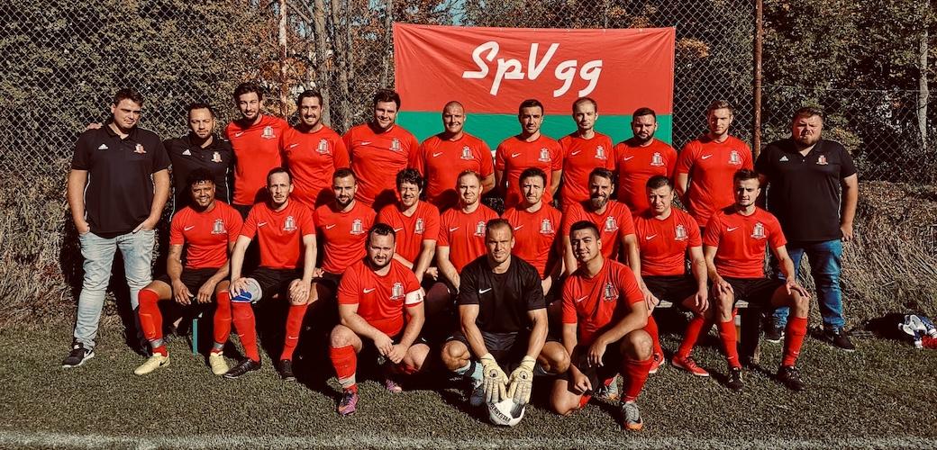 Portrait der Hobbymannschaft SpVgg Göggingen - Augsburger Hobbyrunde - Hobbyfußball in Augsburg
